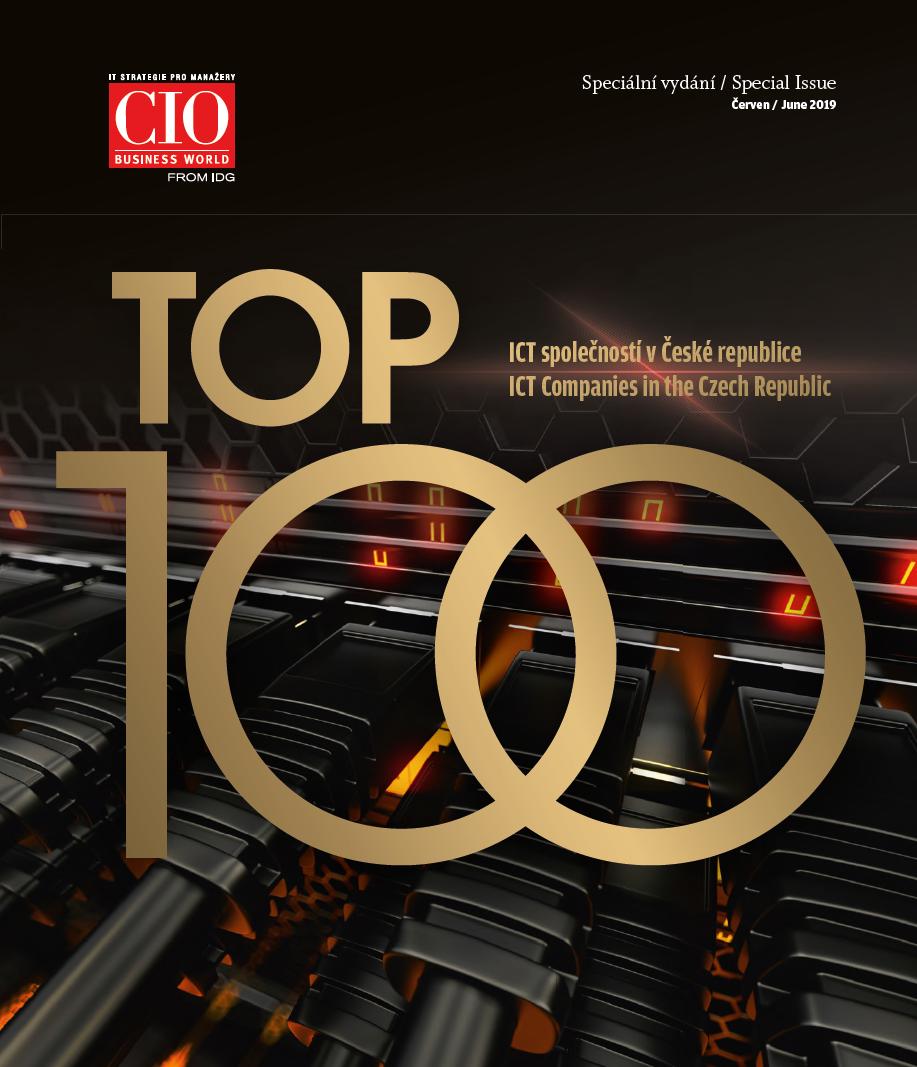 GEM System je opětovně součástí prestižního vydání TOP100 ICT firem v ČR od IDG